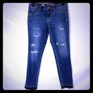 👖Mossimo jegging crop